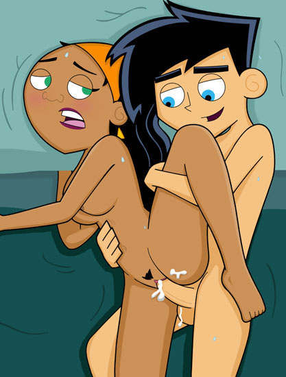 Danny Phantom fucking | XXX Dany Phantom Diary